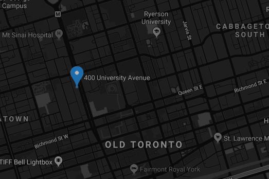 400 University Ave, Toronto, Canada